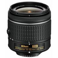 Für weitere Info hier klicken. Artikel: Nikon AF-P DX Nikkor 18-55mm f/3,5-5,6 G Nikon DX