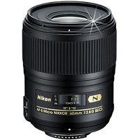 Nikon AF-S Nikkor 60mm f/2,8 G-ED Micro Nikon FX