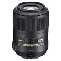 Nikon AF-S Nikkor 85mm f/3,5 G ED VR Micro Nikon DX