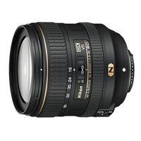 Nikon AF-S DX Nikkor 16-80mm f/2,8-4,0 ED VR Nikon DX