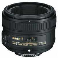 Nikon AF-S Nikkor 50mm f/1,8 G Nikon FX