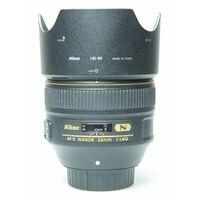 Für weitere Info hier klicken. Artikel: Nikon AF-S Nikkor 58mm f/1,4 G Nikon FX -Second Hand-