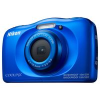Für weitere Info hier klicken. Artikel: Nikon Coolpix W100 blau
