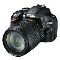 Zum Vergr��ern hier klicken. Artikel: Nikon D3200,AF-S DX 18-105 VR schwarz