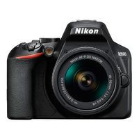 Nikon D3500, AF-P DX 18-55mm f/3,5-5,6 VR