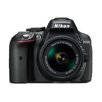 Für weitere Info hier klicken. Artikel: Nikon D5300 schwarz Kit DX AF-P 18-55 VR