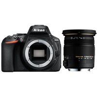 Für weitere Info hier klicken. Artikel: Nikon D5600 + Sigma AF 17-50mm f/2,8 EX DC OS HSM
