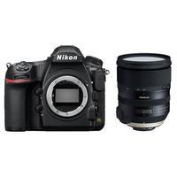 Nikon D850 + Tamron SP 24-70mm f/2,8 Di VC USD G2 Nikon FX