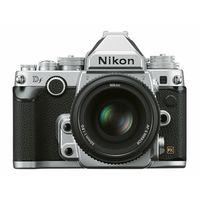 Für weitere Info hier klicken. Artikel: Nikon Df,AF-S 1,8/50 G SE silber