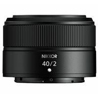 Für weitere Info hier klicken. Artikel: Nikon Nikkor Z 40mm f/2,0 Nikon Z