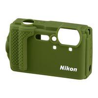 Für weitere Info hier klicken. Artikel: Nikon Silikonhülle für Coolpix W300 grün