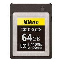 Für weitere Info hier klicken. Artikel: Nikon XQD Karte 64 GB