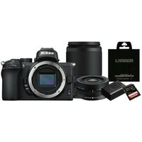 Für weitere Info hier klicken. Artikel: Nikon Z50 + Nikkor Z DX 16-50 mm + 50-250 mm - Einsteiger Kit