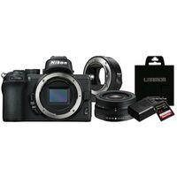 Für weitere Info hier klicken. Artikel: Nikon Z50 + Nikkor Z DX 16-50 mm - Einsteiger Kit