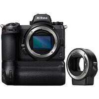 Für weitere Info hier klicken. Artikel: Nikon Z6 II + FTZ Objektivadapter + Batteriegriff MB-N11
