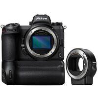 Für weitere Info hier klicken. Artikel: Nikon Z7 II + FTZ Objektivadapter + Batteriegriff MB-N11