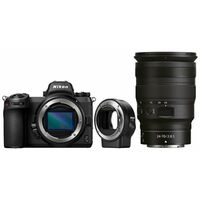 Für weitere Info hier klicken. Artikel: Nikon Z7 II + FTZ Objektivadapter + Nikkor Z 24-70mm f/2,8 S