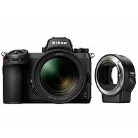 Für weitere Info hier klicken. Artikel: Nikon Z7 II + Nikkor Z 24-70mm f/4,0 S + FTZ Objektivadapter
