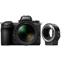 Für weitere Info hier klicken. Artikel: Nikon Z7 + Nikkor Z 24-70mm f/4,0 S + FTZ Objektivadapter -Ausstellungsstück-