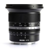 Für weitere Info hier klicken. Artikel: NiSi 15mm f/4,0 L-Mount