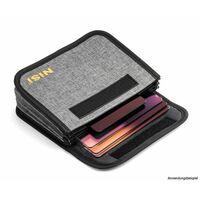 Für weitere Info hier klicken. Artikel: NiSi Filter Tasche weich (für bis zu 4 100x100mm oder 100x150mm Filter)