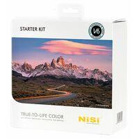 Für weitere Info hier klicken. Artikel: NiSi Starter Kit III V6+CPL 100mm
