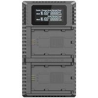 Für weitere Info hier klicken. Artikel: Nitecore USB-Ladegerät mit LCD-Display USN4PRO für Sony NP-FZ100