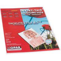 Für weitere Info hier klicken. Artikel: Nopar Inkjet Fotopapier Tacklite Stick & Go 4.0-Klebefolie DIN A4 (10 Blatt)