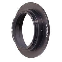 Für weitere Info hier klicken. Artikel: Novoflex Objektivadapter Fujifilm Mittelformat Canon FD