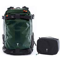 Für weitere Info hier klicken. Artikel: Nya-Evo Fjord 36 Action Pack + Fotoeinsatz Grün mit S Inlay