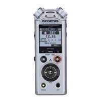 Für weitere Info hier klicken. Artikel: Olympus Audio recorder LS-P1 Video Kit inkl. Blitzschuhadapter + Kabel