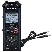 Für weitere Info hier klicken. Artikel: Olympus Audio Recorder LS-P4 Video Kit inkl. Blitzschuhadapter + Kabel