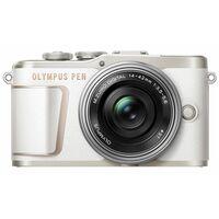 Für weitere Info hier klicken. Artikel: Olympus E-PL10 Pancake Zoom Kit weiß-silber
