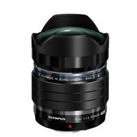 Olympus M.Zuiko AF 8mm f/1,8 Pro ED Fisheye schwarz Micro Four Thirds