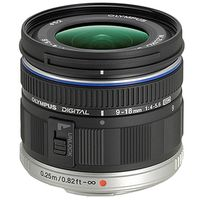 Olympus M.Zuiko AF 9-18mm f/4,0-5,6 ED Micro Four Thirds