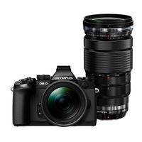 Für weitere Info hier klicken. Artikel: Olympus OM-D E-M1,AF 12-40 + 40-150 DZ Pro Kit schwarz Micro Four Thirds