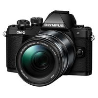 Für weitere Info hier klicken. Artikel: Olympus OM-D E-M10 II,AF 14-150 II schwarz Micro Four Thirds