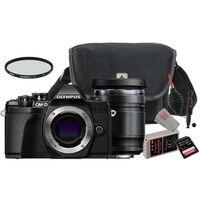 Für weitere Info hier klicken. Artikel: Olympus OM-D E-M10 III + M.Zuiko 12-200mm - Travel Kit schwarz