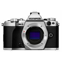 Für weitere Info hier klicken. Artikel: Olympus OM-D E-M5 II Gehäuse Silber - Ausstellungsstück - silber