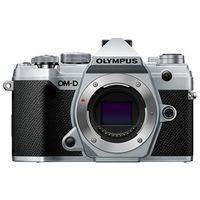 Olympus OM-D E-M5 III Gehäuse silber