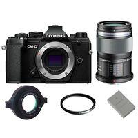 Für weitere Info hier klicken. Artikel: Olympus OM-D E-M5 III + M.Zuiko 60mm f/2,8 ED - Macro Kit