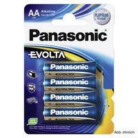Panasonic Batterie Evolta Mignon AA 4er-Pack