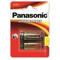 Für weitere Info hier klicken. Artikel: Panasonic Batterie Photo-Lithium 2CR5 1er-Pack