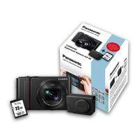 Für weitere Info hier klicken. Artikel: Panasonic DC-TZ 202 Special Edition +PH 32GB SD Karte+Tasche schwarz