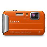 Für weitere Info hier klicken. Artikel: Panasonic DMC-FT 30 -Demo- orange