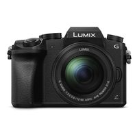 Panasonic Lumix DMC-G70,12-60 schwarz
