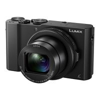Panasonic Lumix DMC-LX 15 schwarz