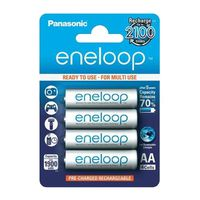 Für weitere Info hier klicken. Artikel: Panasonic Eneloop mignon 1900mAh 4er