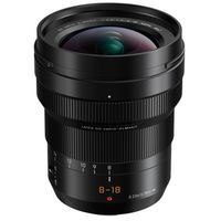 Panasonic Leica DG Vario 8-18mm f/2,8-4,0 Micro Four Thirds
