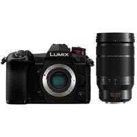 Für weitere Info hier klicken. Artikel: Panasonic Lumix DC-G9 Gehäuse + AF 50-200mm f/2,8-4,0 Leica DG Vario Elmarit O.I.S.